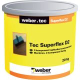 webertec superflex d2