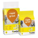 weber rapid grout duo