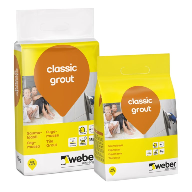 weber classic grout duo