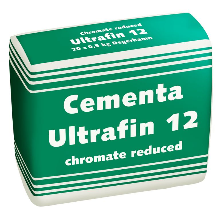 Ultrafin 12 cement